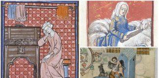 """Los interminables """"deberes"""" de la mujer medieval"""