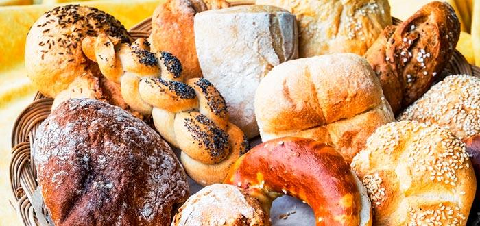 curiosidades de Alemania, variedades de pan alemán