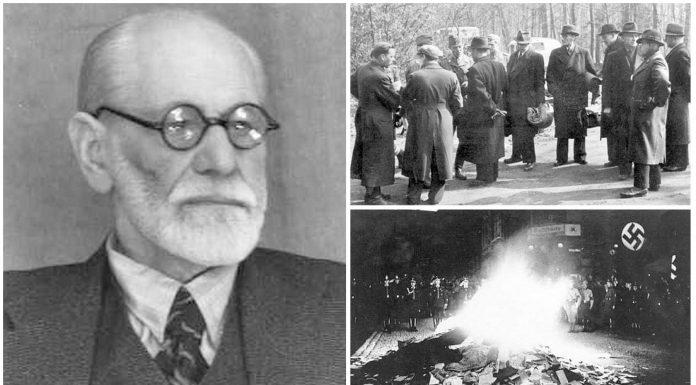 Freud y la Gestapo. Cómo el psiquiatra judío se burló de los nazis