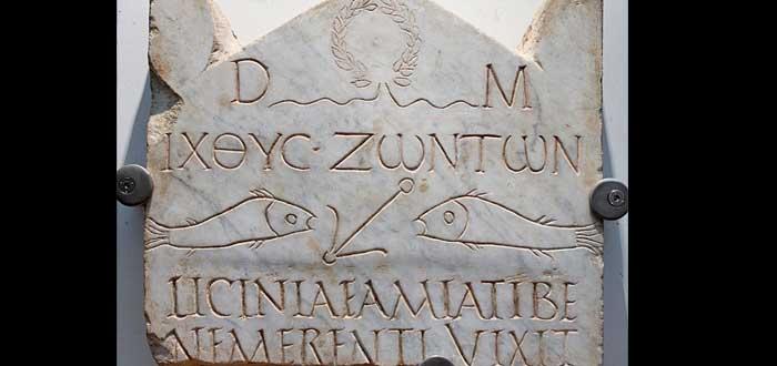 Ichthys, el símbolo secreto de los cristianos durante las persecuciones