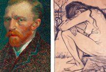Los trágicos amores de Van Gogh. Las musas que inspiraron sus pinturas