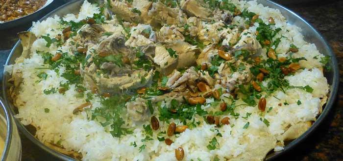 25 Curiosidades de Jordania, donde se unen tradición y modernidad, comida de Jordania, costumbres de Jordania