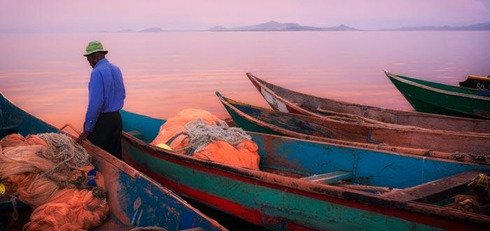 curiosidades de Kenia el lago victoria
