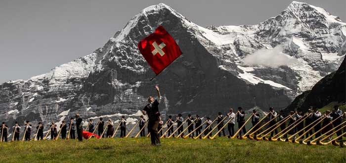 Curiosidades de Suiza. Tierra del chocolate y la exactitud