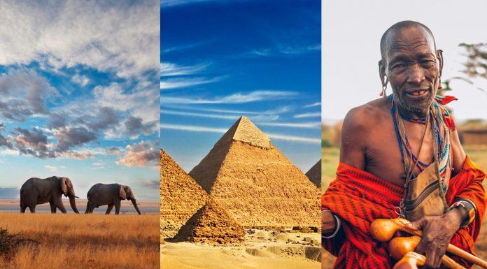 Curiosidades de África, el continente cuna de la humanidad