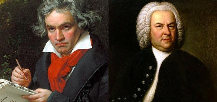 Curiosidades de Alemania, Beethoven y Bach