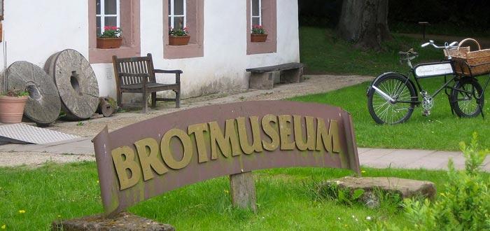 Museo Europeo del Pan, curiosidades de Alemania