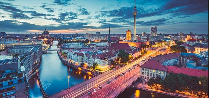 Curiosidades de Alemania, puente en Berlín
