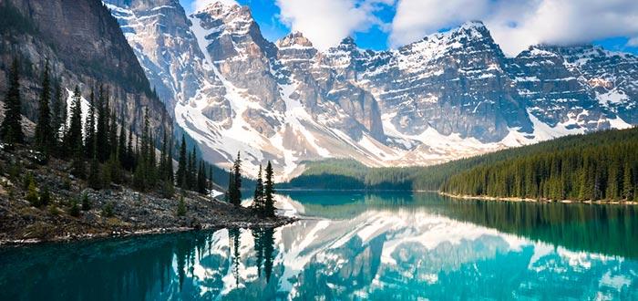 Curiosidades de América, Canadá, lagos