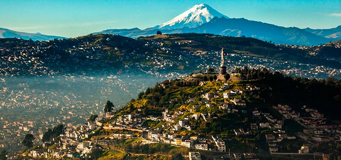 Curiosidades de América, Ecuador, Quito