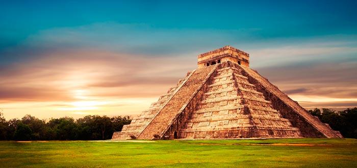 curiosidades de américa, méxico, pirámide