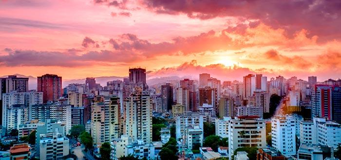 curiosidades de América, Venezuela, Caracas