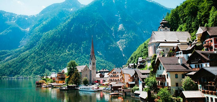 Curiosidades de Austria, Hallstatt