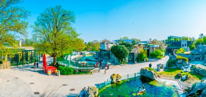 Curiosidades de Austria, Tiergarten Schönbrunn