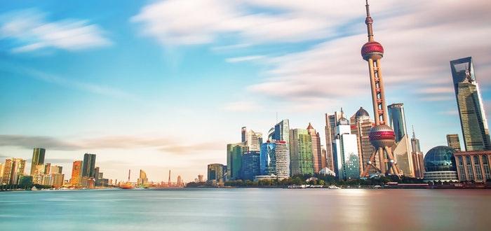 curiosidades de China, megaciudad, Shanghai