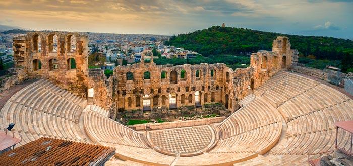 Curiosidades de Grecia, arqueología