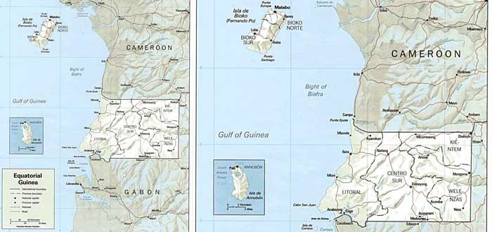 50 Curiosidades de Guinea Ecuatorial que desconocías | Con imágenes