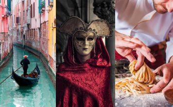 10 curiosidades de Italia. Tierra de la pasta, la pizza y la civilización romana