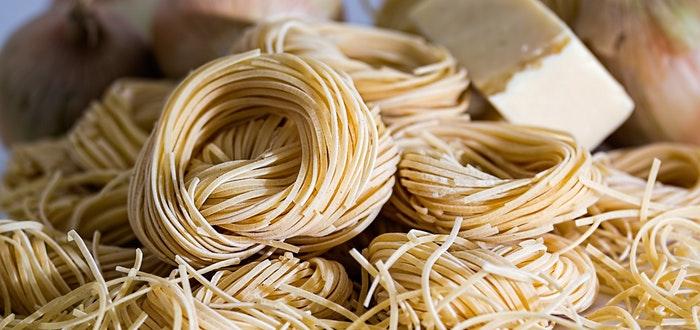 curiosidades de Italia, pasta