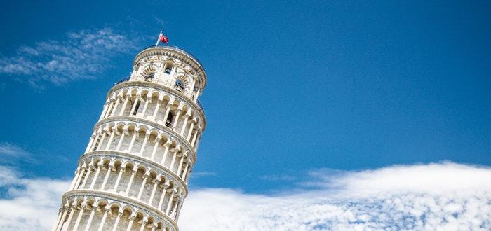 curiosidades de italia, pisa