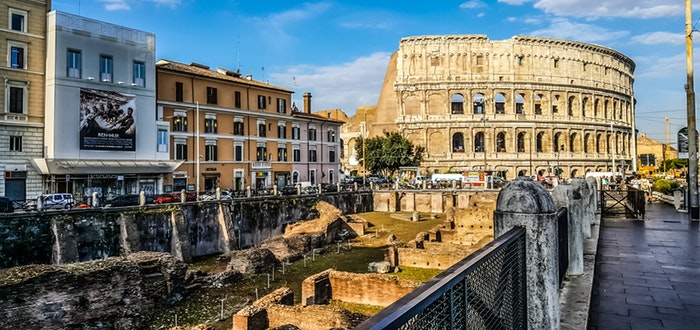 curiosidades de Italia, Roma