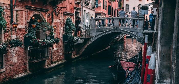 Curiosidades de Italia, Venecia, Puente