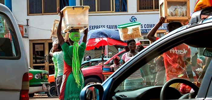 Curiosidades de Kenia, coches