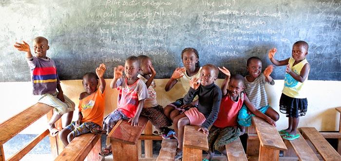 curiosidades de kenia, colegio