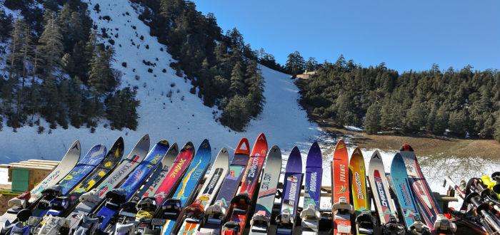 curiosidades de Marruecos, esquí