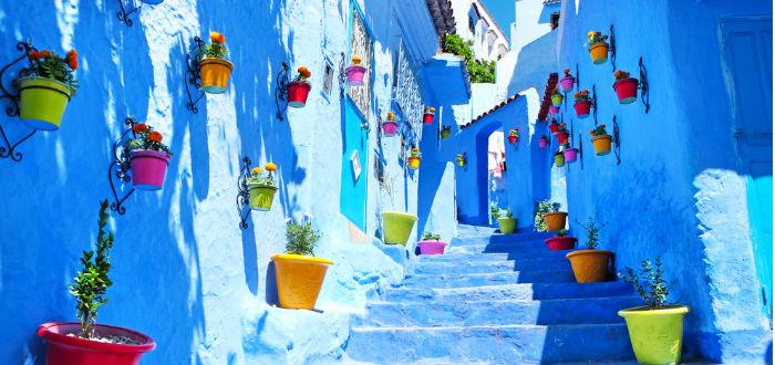 curiosidades de Marruecos, Chefchaouen