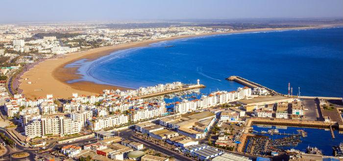 curiosidades de Marruecos, Agadir