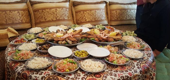 curiosidades de Marruecos, comida