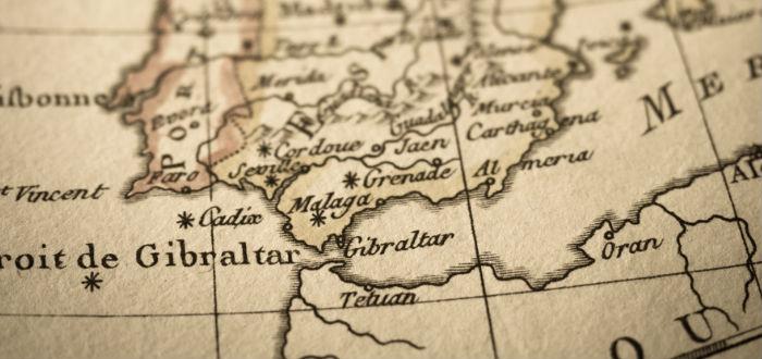 curiosidades de Marruecos, Estrecho de Gibraltar
