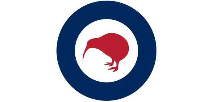 curiosidades de Oceanía, Fuerzas Aéreas de Nueva Zelanda