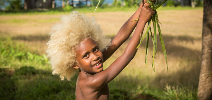 curiosidades de Oceania, islas salomon