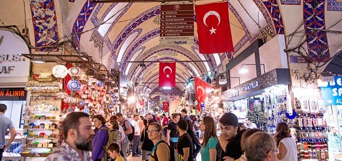Curiosidades de Turquía, gran bazar
