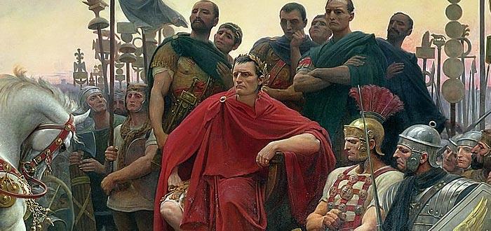 Curiosidades de Turquía, Júlio César