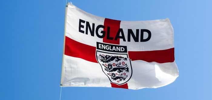 20 Datos curiosos de Inglaterra que te sorprenderán, bandera de Inglaterra