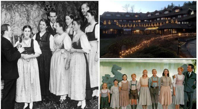 """La historia de la verdadera familia Von Trapp de """"Sonrisas y Lágrimas"""""""