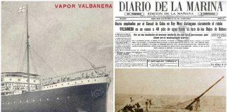 Misterio del Hundimiento del Valbanera: premoniciones y desapariciones