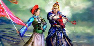 La leyenda de la Dama Trieu, la legendaria guerrera vietnamita