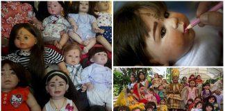 Luk Thep, las escalofriantes muñecas tailandesas para la buena suerte