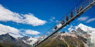puente colgante más largo
