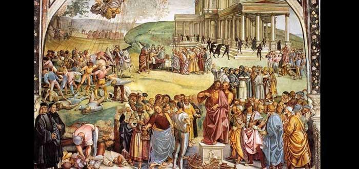 Quién es el Anticristo. ¿Está relacionado con el diablo?, historia del anticristo