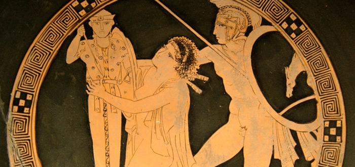 Nombres mitológicos: Casandra
