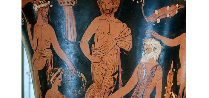 Nombres mitológicos: Néstor