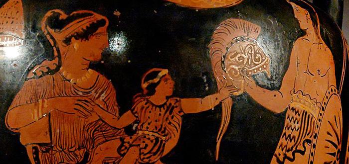 Nombres mitológicos: Héctor
