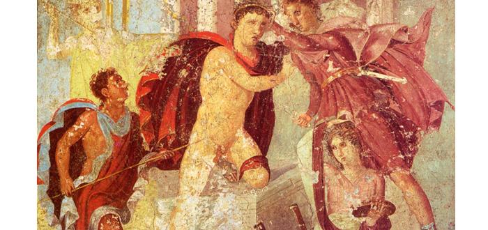 Nombres mitológicos: Hermíone