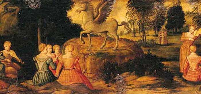 Pegaso en la mitología   El caballo de Hércules según Disney
