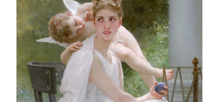Nombres mitológicos: Penélope